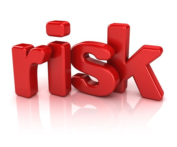 The word risk in 3D