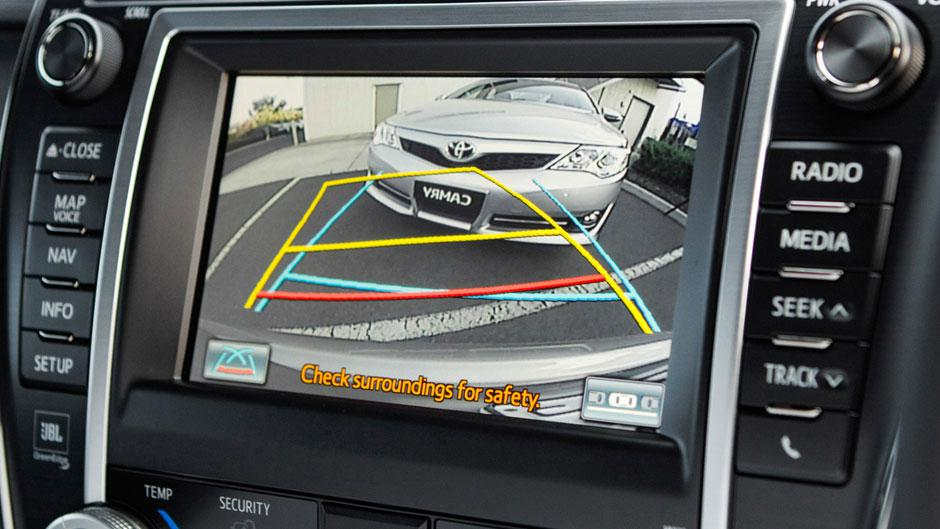 Reverse Parking Sensor