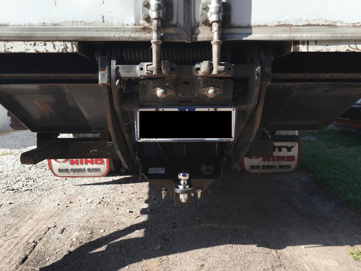 truck tow bar